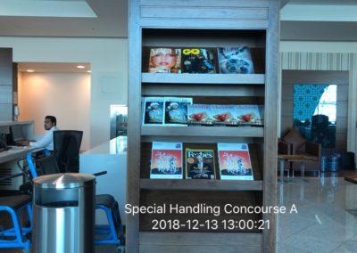 SPECIAL HANDLING CONCOURSE A