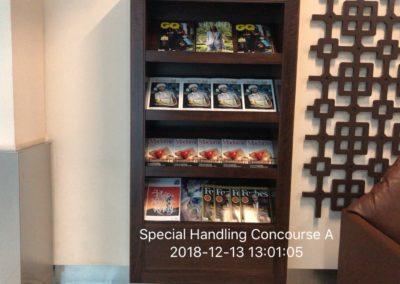 SPECIAL HANDLING CONCOURSE A1