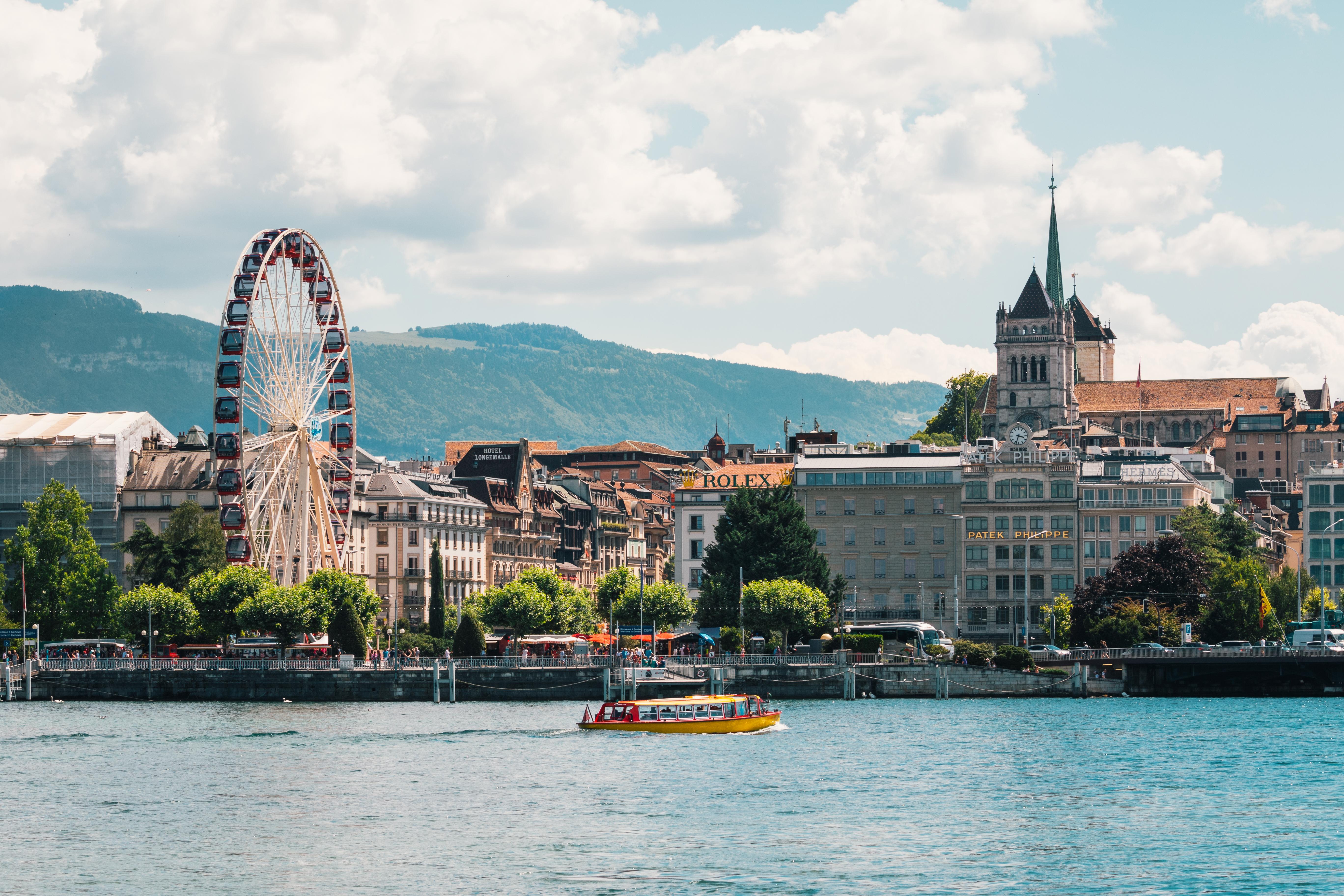 Fêtes de Genève - Rade